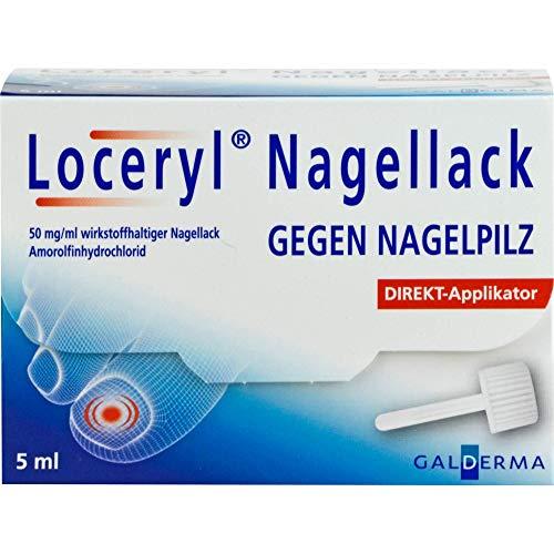 LOCERYL Nagellack gegen Nagelpilz 5 ml