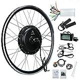 Best Electric Bike Conversion Kits - JauoPay 48V 1000W Electric Bicycle Conversion Kit LCD(SW900) Review