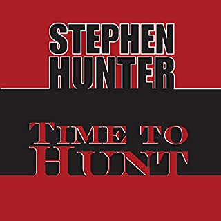 Time to Hunt audiobook cover art