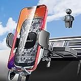 CD Slot Phone Holder, [Anti Drop & Shake] CD Slot & Air Vent Phone Holder for Car, Thick Case...