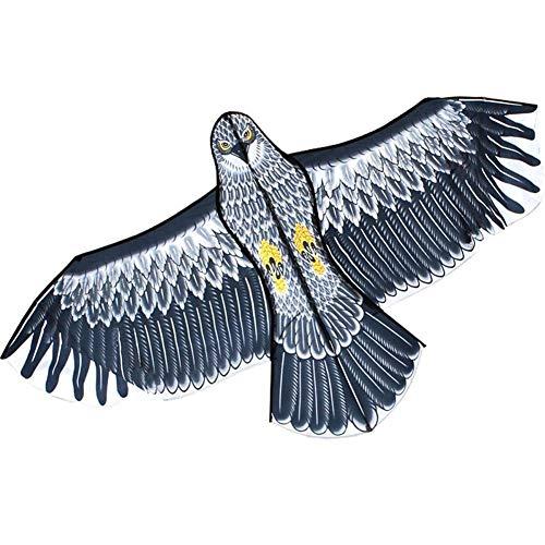 funnyfeng Drachen Flugdrachen Kinderdrachen Adlerförmiger Drachen, Drachen Flugspielzeug Für Erwachsene Kinderanfänger