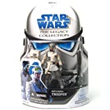Star Wars Legacy Collection Build A Droid - Hoth Rebel Trooper BD No. 42