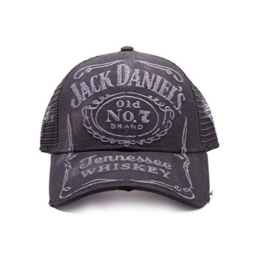 Jack Daniels Trucker Cap Old No. Brand logo muts pet pet logo cap