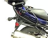 Seitenkoffer-Träger Stahlrohr schwarz für GSF 650