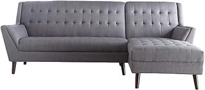 Amazon.com: Porter Designs SWU6918 Daphne Sofa, Teal ...