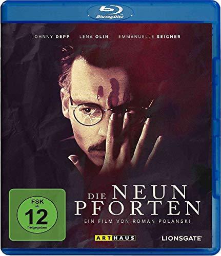 neun Pforten, Die [Blu-ray]