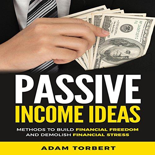 Passive Income Ideas audiobook cover art