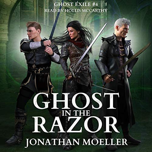 Ghost in the Razor  By  cover art