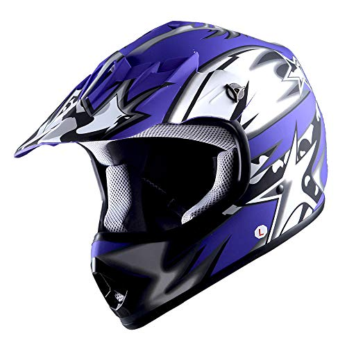 WOW Youth Kids Motocross BMX MX ATV Dirt Bike...