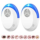 Best Insect Repellents - Ultrasonic Pest Repeller 2 Pack Insect Repellent Control Review