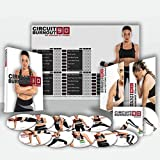 Circuit Burnout 90: 90 Day DVD Workout Program with 10+1 Exercise Videos + Training Calendar,...