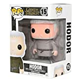 Gogowin Pop Television : Game of Thrones - Hodor 3.9inch Vinyl Gift for Boys Fantasy Television Fans...