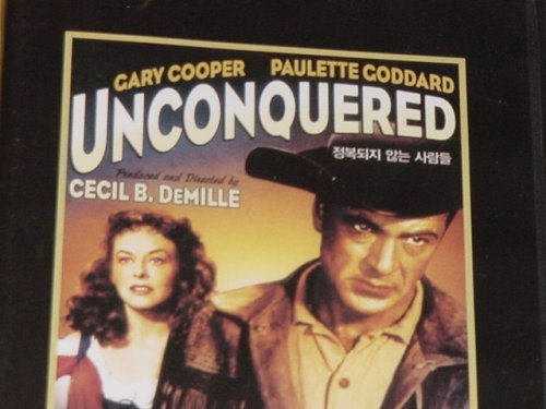 UNCONQUERED Surprise Free shipping on posting reviews price IMPORT-ALL REGION ~PAULETTE COOPER GARY GODDARD