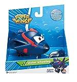 Super Wings EU721123 EU721123-Water Wheelies Agent Chace - Agente para Ruedas