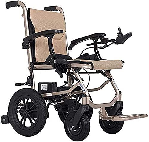 Silla de ruedas eléctrica actualizada, plegado, ligero y fácil de tablero de batería de litio para la silla de ruedas eléctrica, scooter de discapacidad para ancianos
