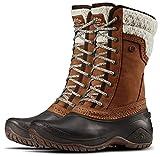 The North Face Shellista II Mid Snow Boot, Dachshund Brown/Demitasse Brown, 8