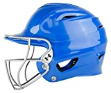 Under Armour Classic Batting Helmet with Softball Cage