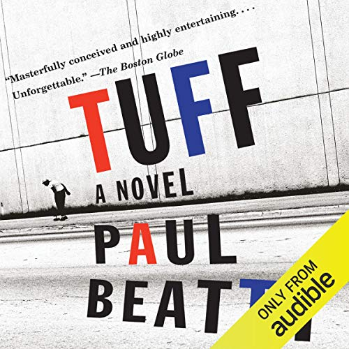 Tuff audiobook cover art