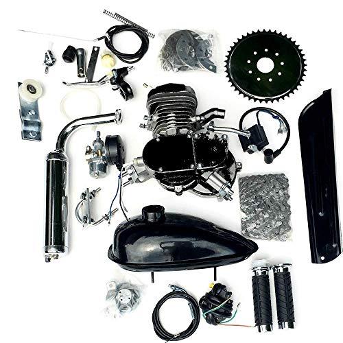 Bicycle Motor Works ZEDA 80 Black Engine Kit