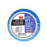 3M Nastro con film vinilico 471, blue, 50 mm x 33 m (1 Pezzi)