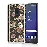 Protective Case for Galaxy S9 Plus, Raised Edges Scratch Resistant Lightweight Flexible Soft TPU Rubber Silicone Cell Phone Cover for Samsung Galaxy S9+ Star Wars