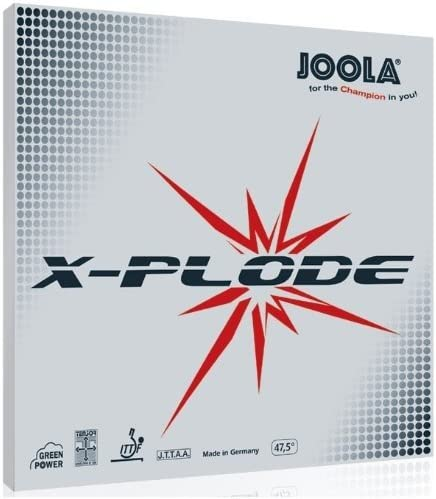 Joola Rubber X de plode Black 2,0mm–De 0