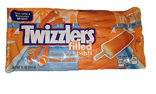 Best twizzlers orange cream filled twists for 2020