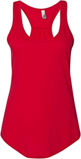 The Next Level Womens Gathered Racerback Tank (6338)