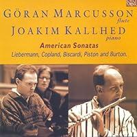 American Flute Sonatas