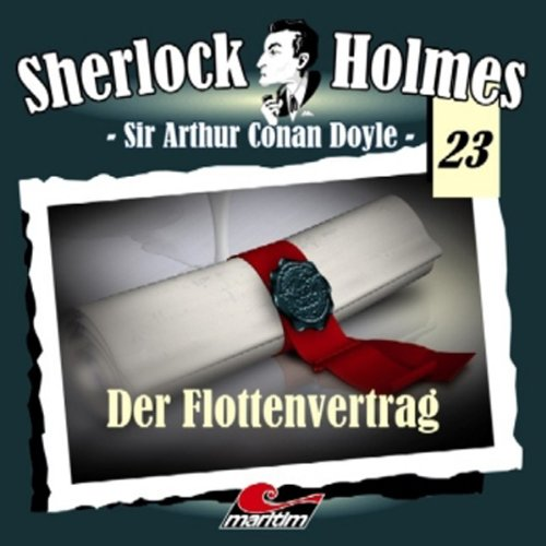 Der Flottenvertrag audiobook cover art