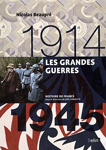 Les Grandes Guerres 1914 1945 Format Compact