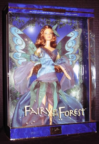 Mattel Barbie: 25639 Fairy of the Forest
