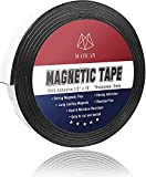 Best Magnetic Tapes - Flexible Magnetic Tape Roll - 1/2 Inch x Review