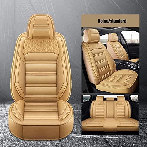 SUNQQJ Fundas Asientos Coche Universales para Audi A3 8P 8L Sportback A6...