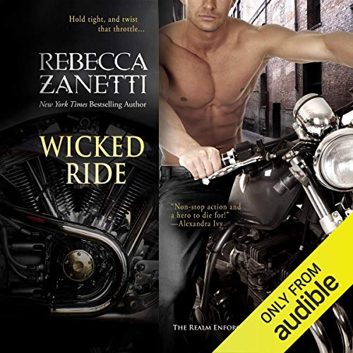 Wicked Ride audiobook cover art
