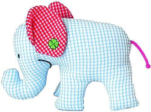 Käthe Kruse 78346 - Mini Elefant, blau