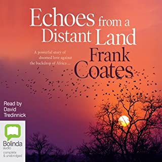 Echoes from a Distant Land cover art