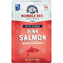 Bumblebee Pink Salmon Pouch