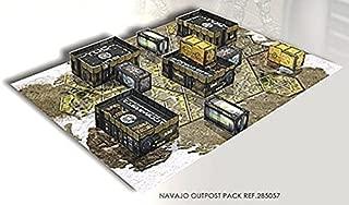 Corvus Belli Infinity Navajo Outpost Pack Ref. 285057