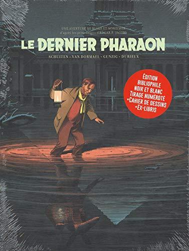 Hors-série Blake et Mortimer - tome 1 - Le Dernier Pharaon - version bibliophile