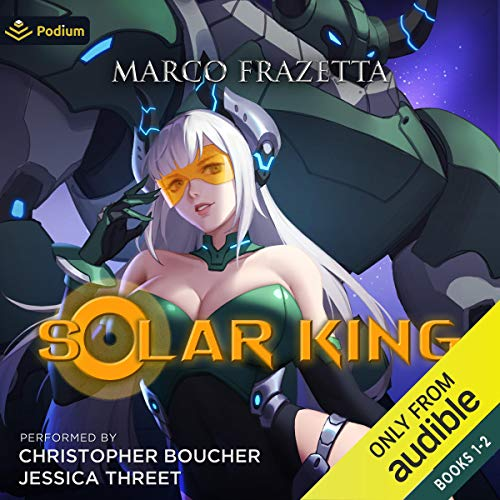 Solar King: Publisher's Pack cover art