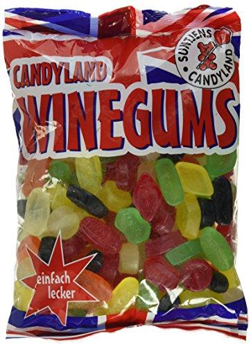 Suntjens - Candyland English Winegums - 1000g