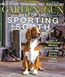 GARDEN AND GUN Magazine October November 2021 THE BEST OF SPORTING SOUTH