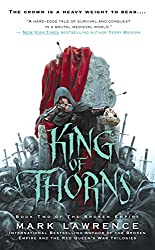 Cover of King of Thorns