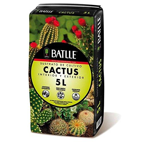 Sustrato Cactus 5 L