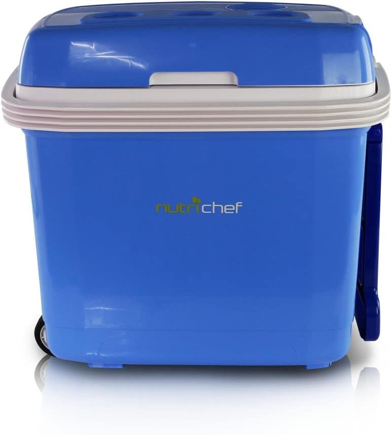NutriChef Portable Electric Cooler Fridge latest Ranking TOP5 35 Can Warmer Food