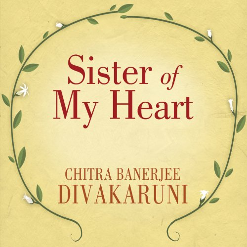 Sister of My Heart audiobook cover art