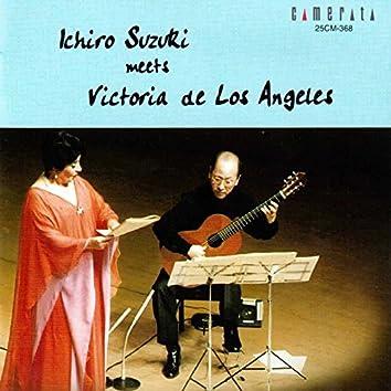 Ichiro Suzuki Meets Victoria de Los Angeles