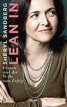 Lean In by Sheryl Sandberg (2013) Hardcover