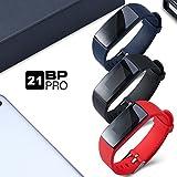 Bracelet de fitness, moniteur de fréquence cardiaque, d'activité et de sommeil,...